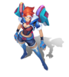 Kai'Sa Arcade (Aquamarine)