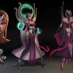 Karma Update Concept 3 (by Riot Artist <a href=