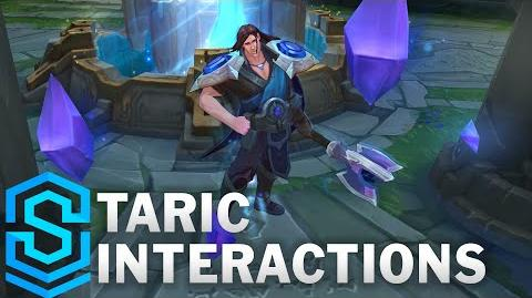 Taric Special Interactions