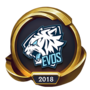 Worlds 2018 EVOS Esports (Gold) Emote