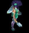 Akali Nurse (Emerald)