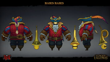 Bard der Barde model 01