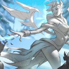 Winter Wonder Karma Splash Concept (by Riot Artist <a href=