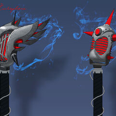 Pentakill Kayle Mortal Reminder Concept 3 (by Riot Artist <a rel=