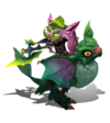 Kled CountKledula (Emerald)