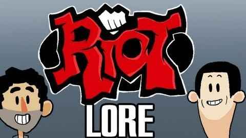 LORE - Riot Games Lore in a Minute!
