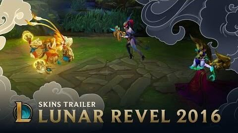 Lunar Revel the Wolf, the Serpent, the Monkey King