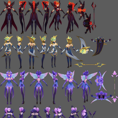 Elementalist Lux Model 12 (by Riot Artists <a href=
