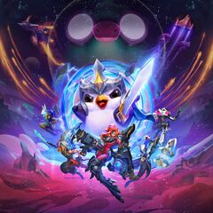 Teamfight Tactics: Galaxies Promo (by Riot Artist <a rel=