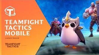 Teamfight Tactics Mobilny - zwiastun premierowy