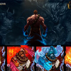 Spirit Guard Udyr Comic  Concept 1 (by Artists <a rel=