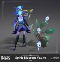 Vayne Seelenblumen Model 03