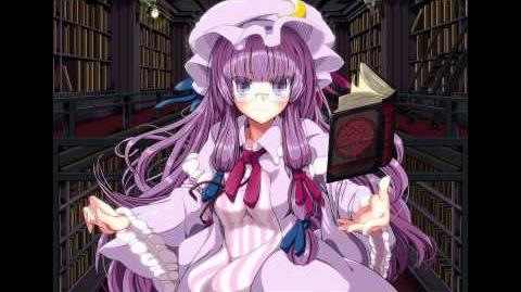 EoSD Patchouli Knowledge's Theme - Locked Girl ~ The Girl's Secret Room Original MIDI Ver