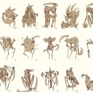 Fiddlesticks Actualizar concepto 1