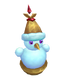 Golden Snowman Ward