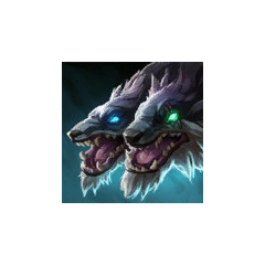 Greater Murk Wolf