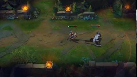 Kled - Q (Mounted)