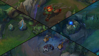 Monsters Summoners Rift