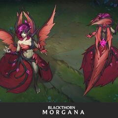 Blackthorn Morgana Update Concept 2 (by Riot Artist <a href=