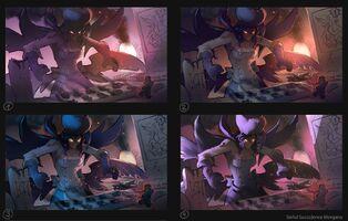 Morgana Update Sündige Nascherei Splash Konzept 02