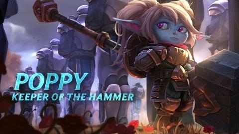 Poppy Champion Spotlight