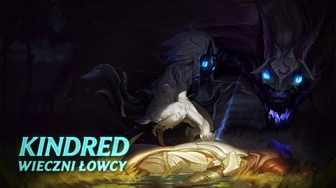 Prezentacja bohatera - Kindred