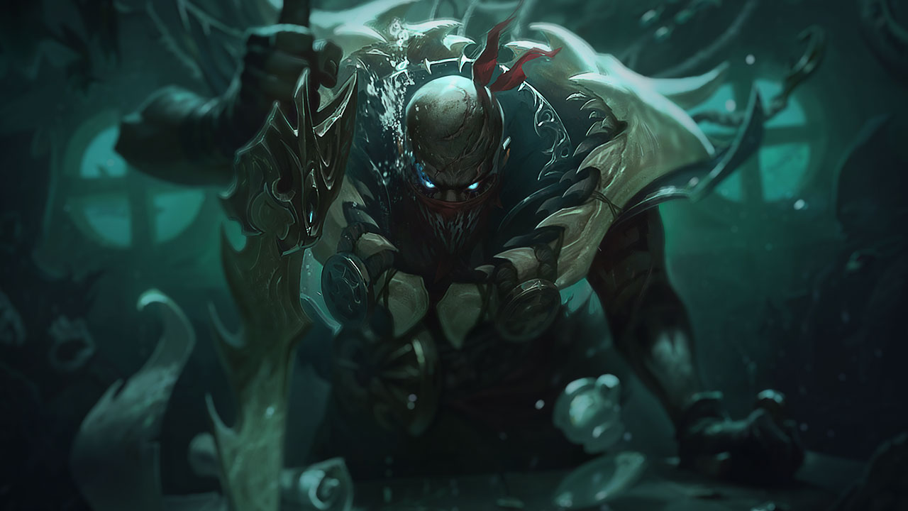 Pyke OriginalCentered