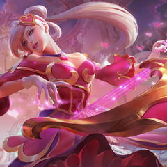Sweetheart Sona Splash Concept 1 (by Riot Artist <a href=