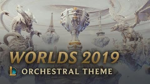 2019 World Championship Orchestral Theme - League of Legends