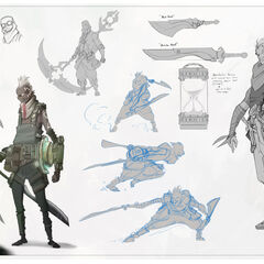 Ekko Concept 41 (by Riot Artist <a href=