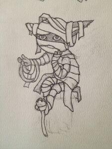 Emptylord AmumuVU Sketch