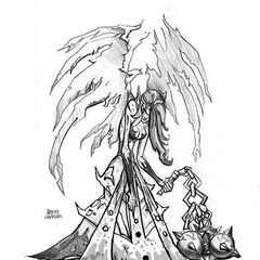 Morgana Concept 1 (by Riot Artist <a rel=