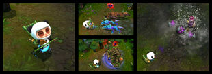 Teemo Panda Screenshots