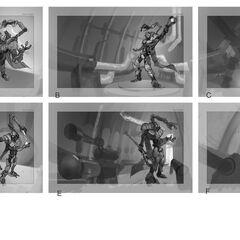 Full Machine Viktor Splash Concept 1 (by Riot Artist <a href=