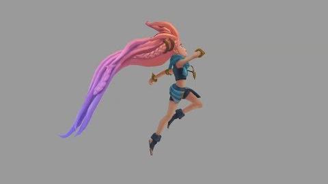 Zoe's Hair (EN)