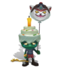 Amumu SurpriseParty (Pearl)