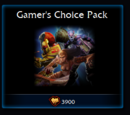 Gamer's Choice Pack