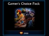 Gamer's Choice Pack