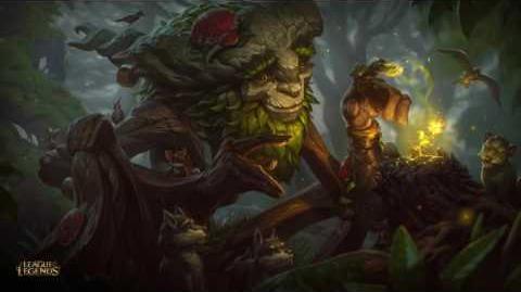 Ivern Voice - Čeština (Czech) - League of Legends