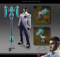 Jayce Debonair Concept 01