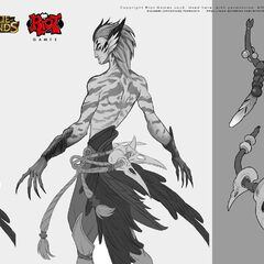 Rakan Concept 20 (by Riot Artist <a rel=