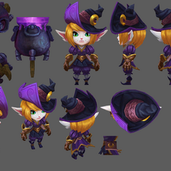 Bewitching Tristana Model