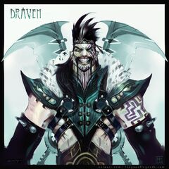 Draven Concept 2 (by Riot Artist <a href=