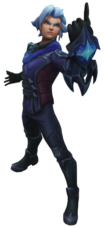 Ezreal Frosted Render.png