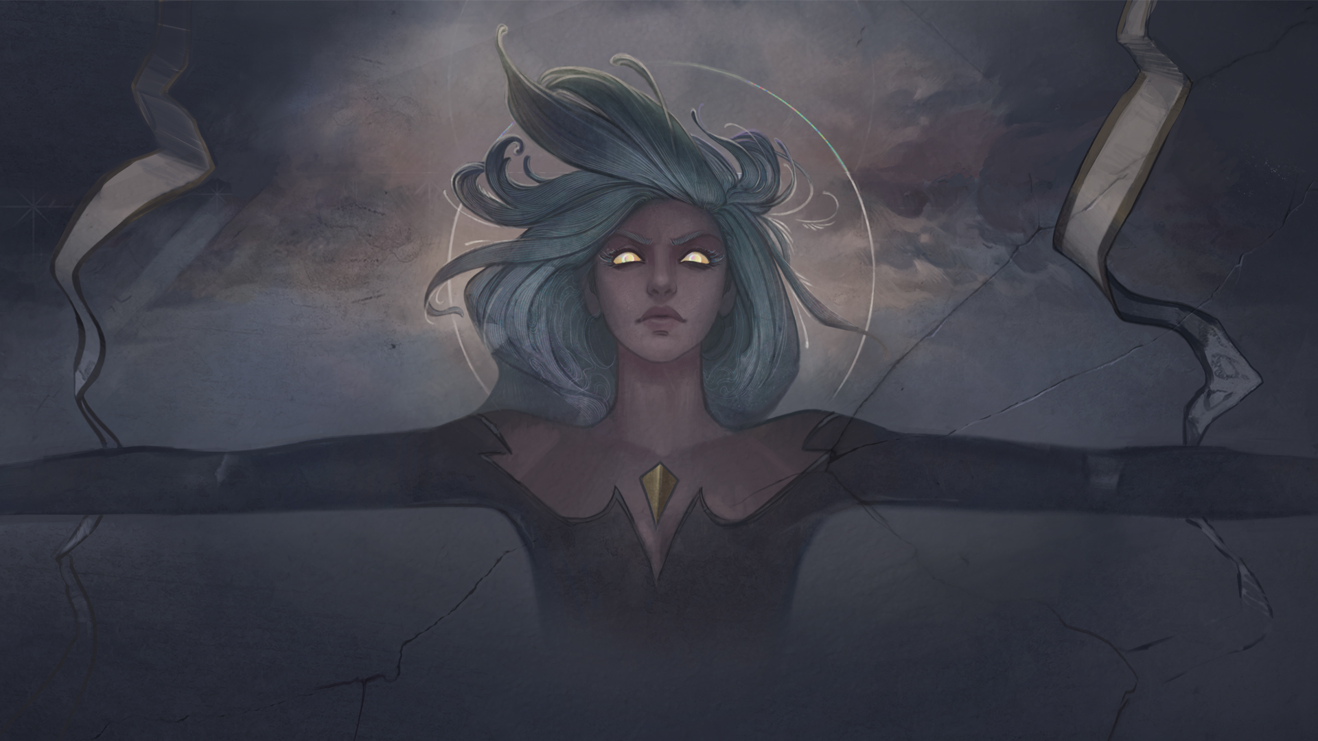 Kayle In the Fires of Justice