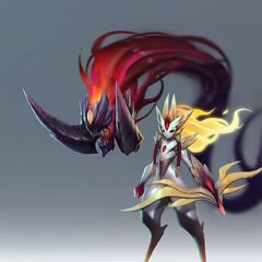 Shadowfire Kindred Concept (by Riot Artist <a class=