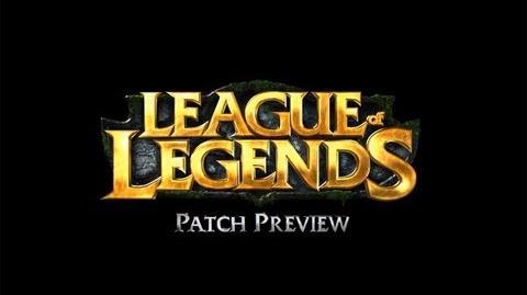 League of Legends - Aperçu de la mise à jour d'équilibrage 2