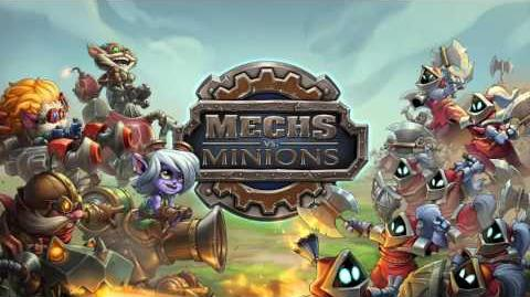 Mechs Vs Minions Soundtrack - Lava Cave