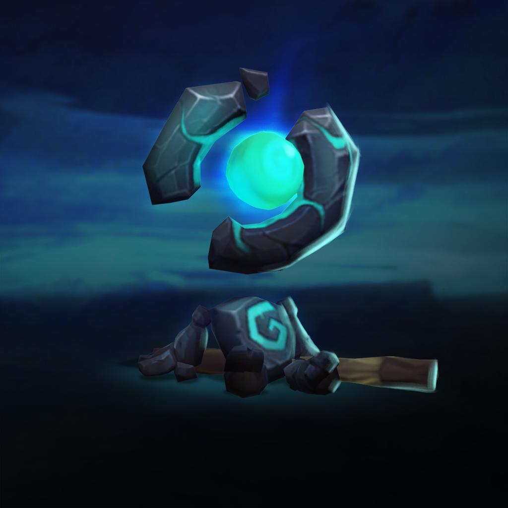 Runente Niebla oscura Nivel 1