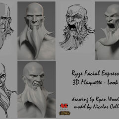 Ryze Call of Power Concept 19 (by Riot Artists <a rel=